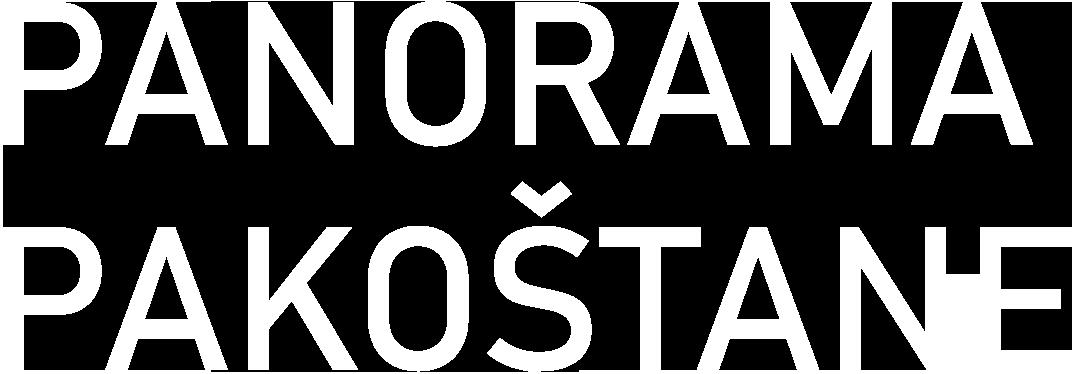 Panorama pakostane Logo
